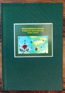 Buch Bluetenblaetter