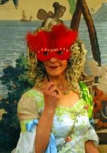 Contessa Diana Maske